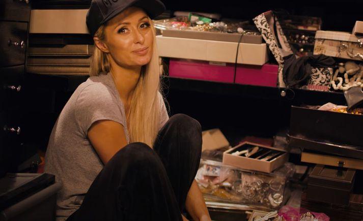 Paris Hilton fer yfir lífshlaupið í nýrri heimildarmynd. Þar er einnig rætt við alla hennar nánustu.