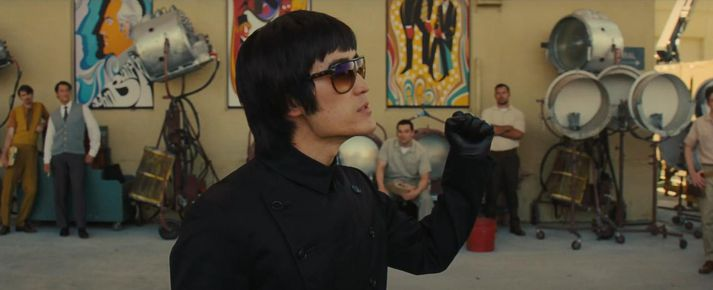 Mike Moh sem Bruce Lee.