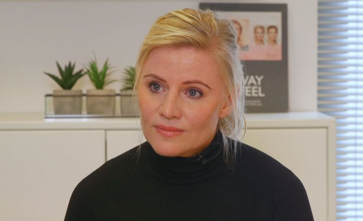 Jenna Huld erhúðlæknir á Húðlæknastöðinni.