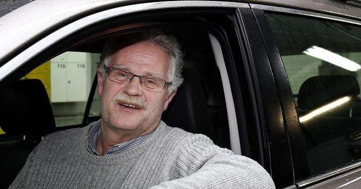 Ástgeir Þorsteinsson er formaður bifreiðastjórafélagsins Frama.