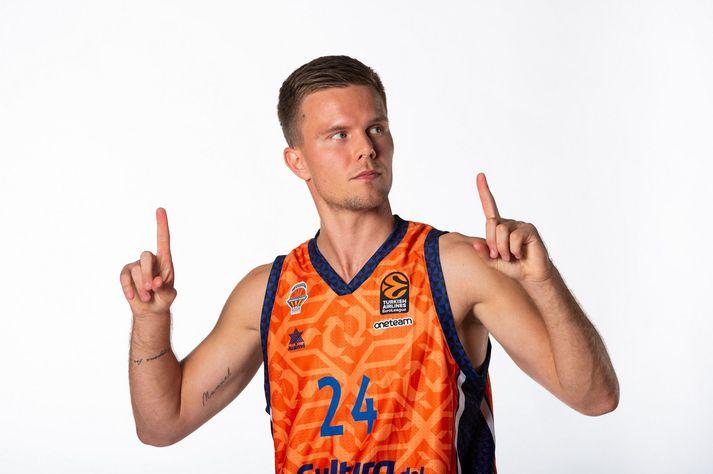 Martin Hermannsson stimplaði sig inn í spænsku deildina í dag eftir að hafa ekki fundið sig í fyrsta leik.