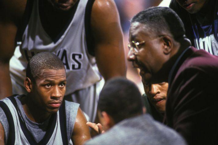 Allen Iverson fór líka í Georgetown eins og Mac McClung ætlar að gera.