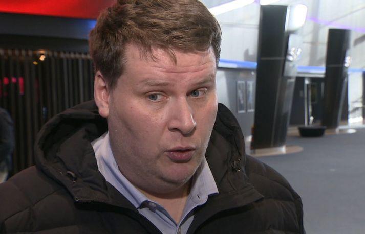 Róbert Geir Gíslason, framkvæmdastjóri HSÍ, hefur áhyggjur af stöðunni.