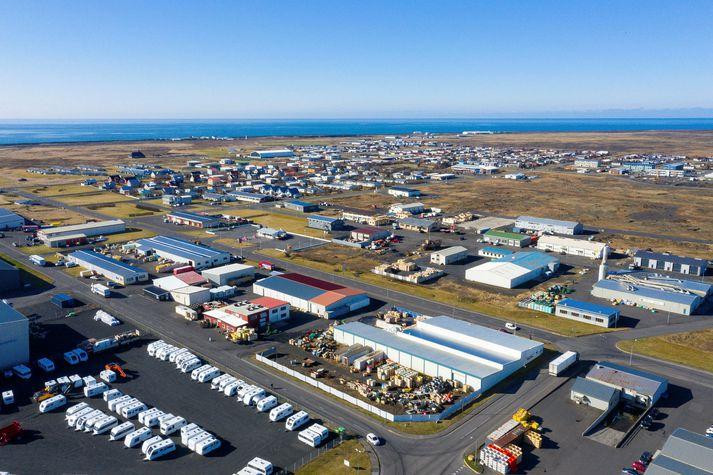 Maðurinn var handtekinn 4. nóvember 2018 og settur gæsluvarðhald í fjóra daga.