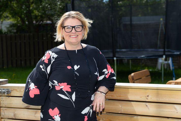 Hulda Bjarnadóttir er einn af stofnendum BRCA samtakanna.