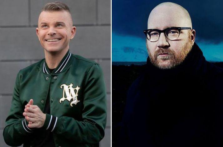 Páll Óskar og Jóhann Jóhannsson heitinn tóku ákvörðun um að gera lag saman sumarið 1993 og það í New York.