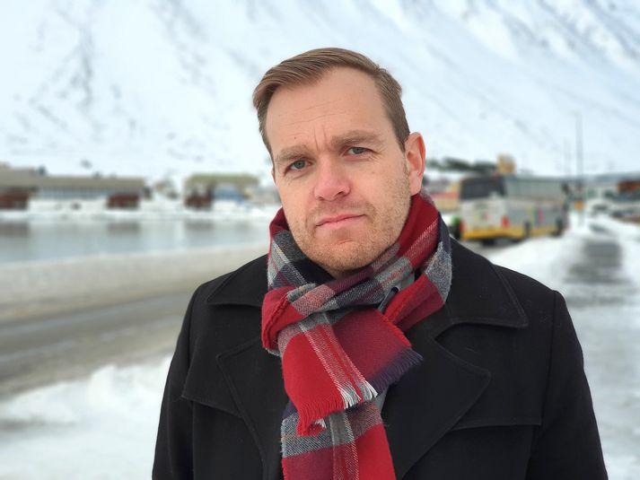 Guðmundur Gunnarsson lét af störfum sem bæjarstjóri í janúar.