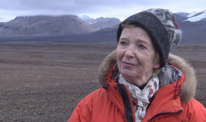 Mary Robinson segir það ekki nóg að vera meðvituð um vandann, það þurfi að bregðast við af alvöru.