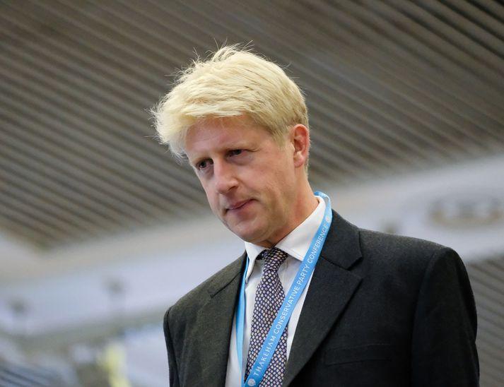 Jo Johnson er bróðir Boris Johnson, fyrrverandi utanríkisráðherra Bretlands og eins harðasta talsmanns Brexit-sinna.