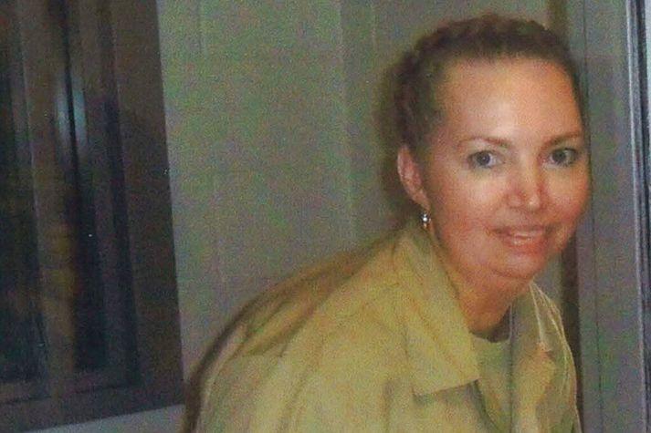 Lisa Montgomery var dæmd til dauða árið 2007 fyrir hrottalegt morð og barnsrán árið 2004.