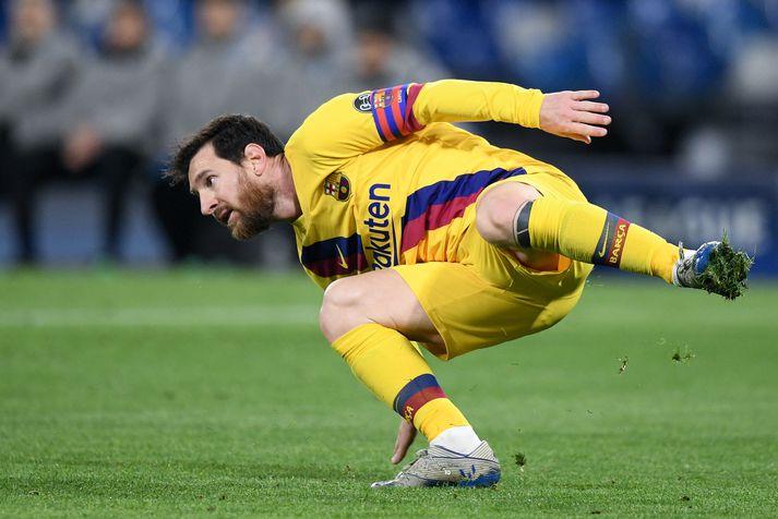 Messi fær liðsfélaga frá Portúgal í sumar.