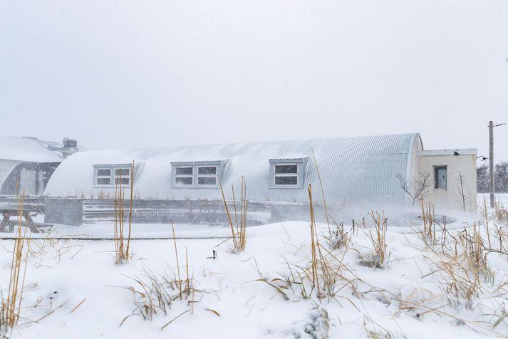 Bragginn í Nauthólsvík er ein umdeildasta bygging síðari ára.