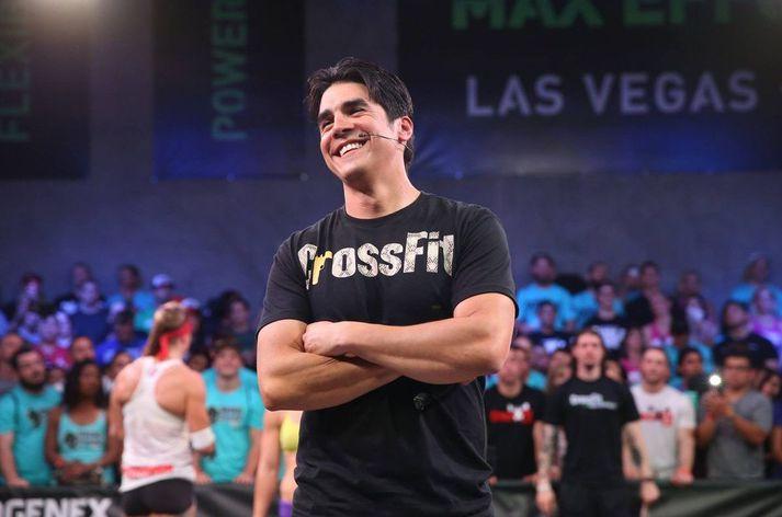 Dave Castro er vinsæll innan CrossFit.