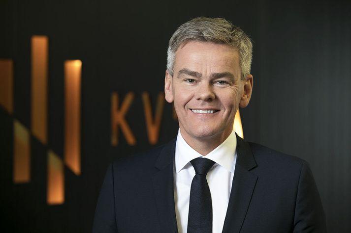 Ármann Þorvaldsson, forstjóri Kviku banka