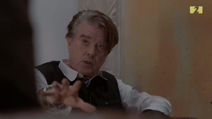 Sigurjón Sighvatsson hefur framleitt fjölda Hollywoodmynda.