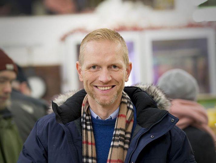 Geir Gunnar Markússon næringarfræðingur heldur námskeið fyrir þá sem hafa ekki náð að forgangsraða heilsunni í hversdeginum.