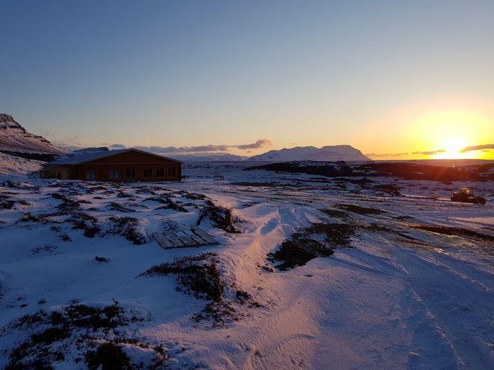 Notalegt sveitahótel fjarri þéttbýlinu. Tilboð gildir í mars og apríl á gistingu fyrir tvo.