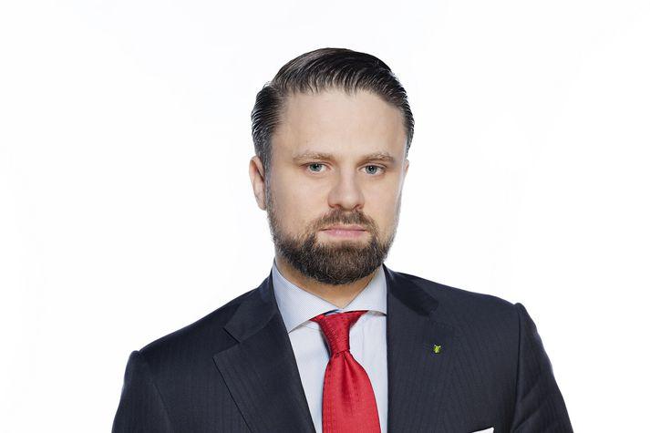 Sævar Þór Jónsson, lögmaður.