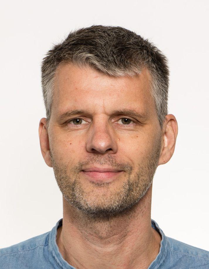 Grímur Atlason er nýr framkvæmdastjóri Geðhjálpar.
