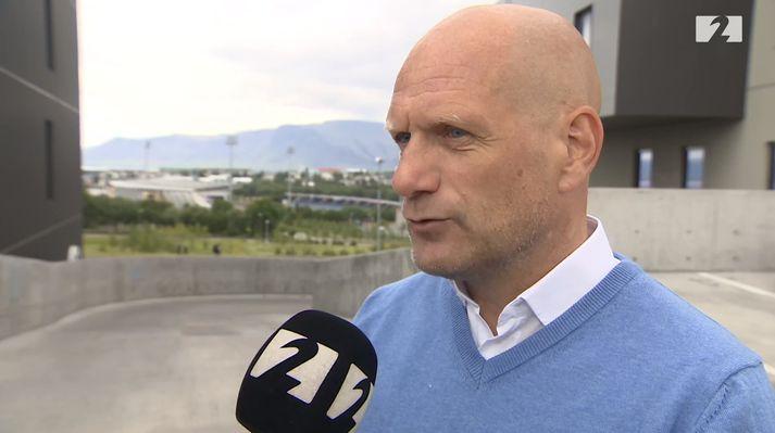 Þorvaldur Örlygsson þjálfar U19