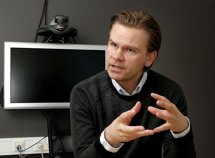 Guðjón Már Guðjónsson, framkvæmdastjóri OZ Sports.