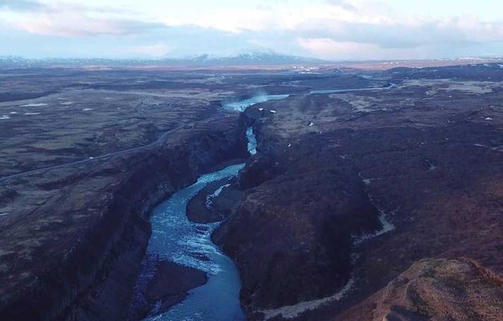 Á Gullna hringnum í Bláskógabyggð eru þrír fjölsóttustu ferðamannastaðir landsins; Gullfoss og Geysir og Þingvellir.