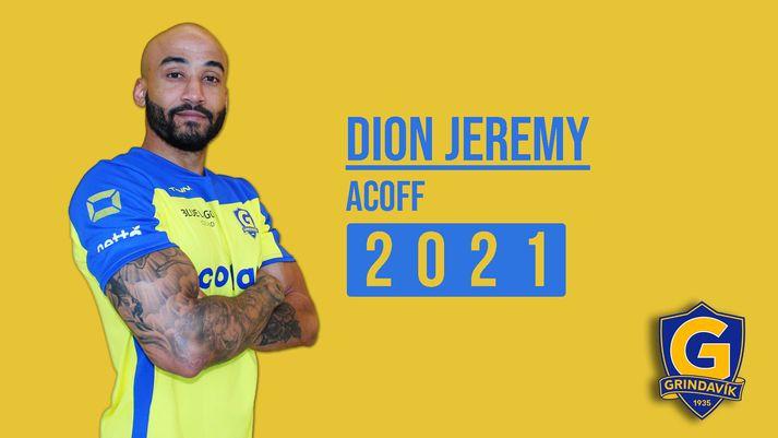 Dion Acoff