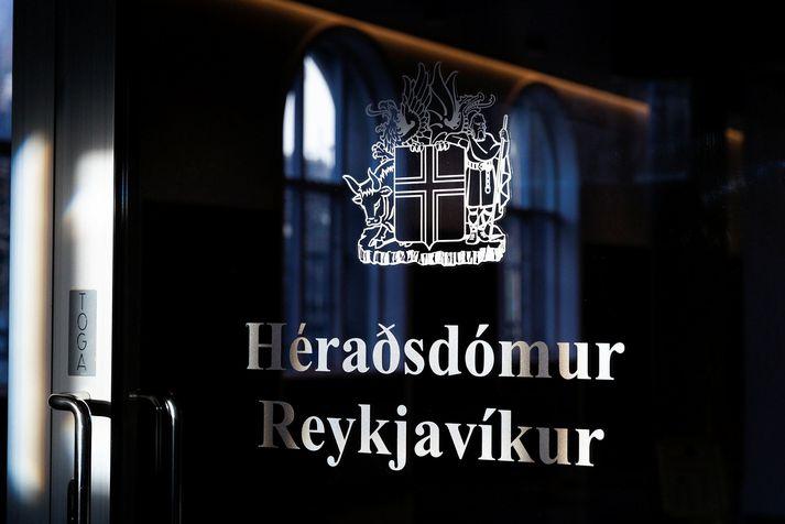 Málið verður þingfest í Héraðsdómi Reykjavíkur þann 9. september.