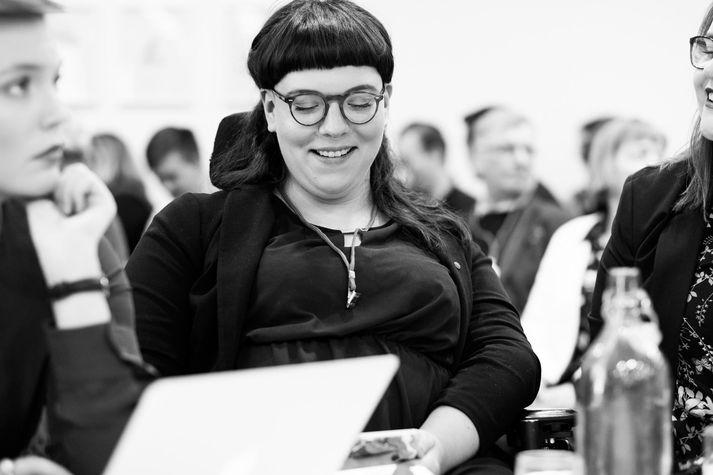 Inga Björk og Þórarinn hafa bæði verið virk innan ungliðahreyfingar Samfylkingarinnar.