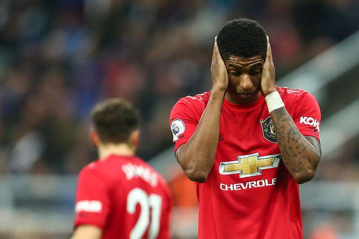 Það er krísa hjá Manchester United.