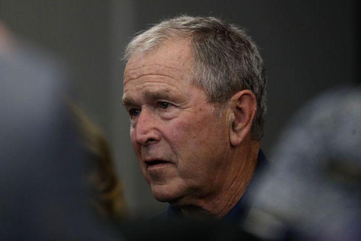 Embættismenn sem störfuðu í ríkisstjórn George W. Bush ætla að beita sér gegn endurkjöri Trump með því að styðja Biden. Bush er sjálfur ekki sagður taka þátt í félagsskapnum.