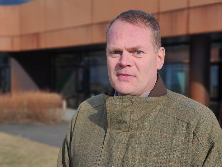 Gísli Páll Pálsson er forstjóri Grundarheimilana ogformaður Samtaka fyrirtækja í velferðarþjónustu.
