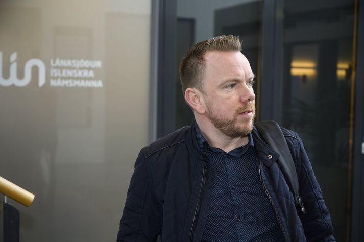 Ragnar Þór Ingólfsson, formaður VR