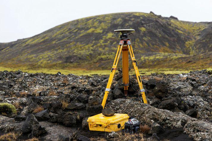 Ekkert lát er á skjálftahrinunni á Reykjanesi sem hófst á miðvikudaginn.