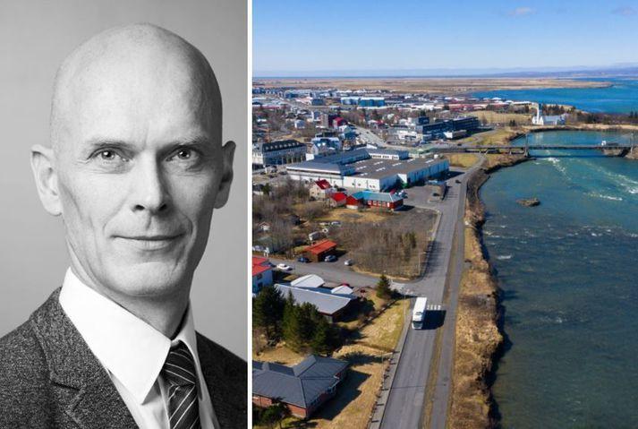 Þórir Haraldsson formaður yfirkjörstjórnar í Suðurkjördæmi.