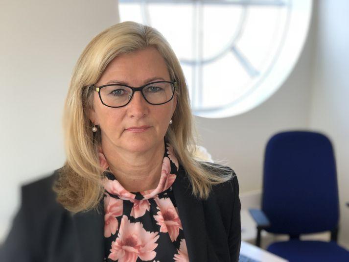 Alma D. Möller