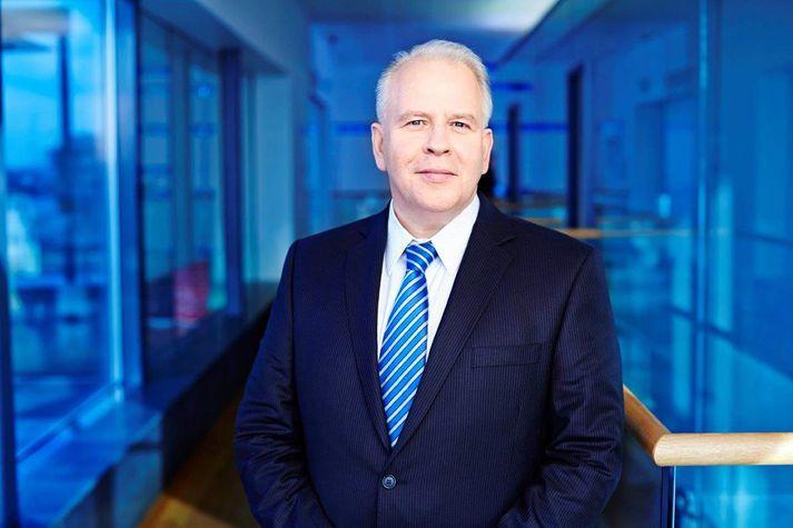 Stefán Pétursson, starfandi bankastjóri Arion banka.