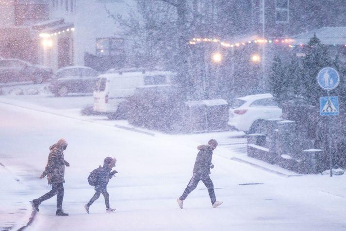 Óvíst er ennþá hvaða áhrif nákvæmlega skyndihlýnunin muni hafa á veðurfar á Íslandi.