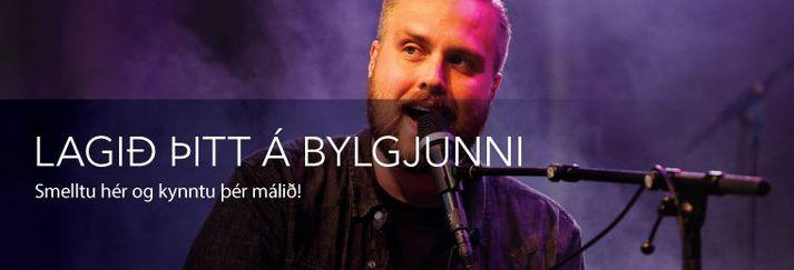 Lagið þitt á Bylgjunni