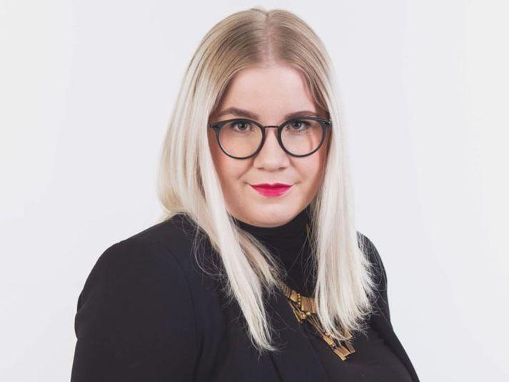 Helga Lind Mar er nýr framkvæmdastjóri SHÍ.