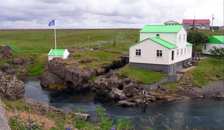 Hæsta tilboð sem barst í útboð fyrir Hítará var 60 milljónir.
