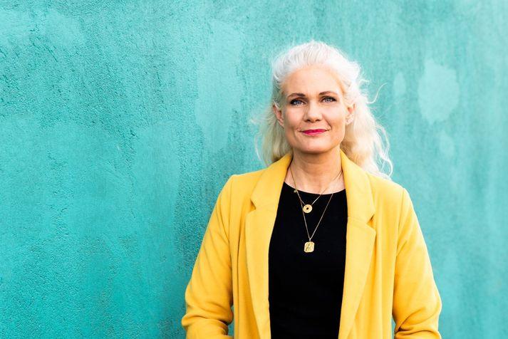 Karen Kjartansdóttir.