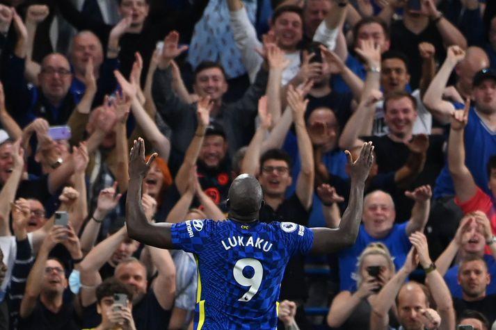 Lukaku fer frábærlega af stað hjá Chelsea