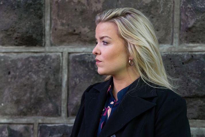 Áslaug Arna Sigurbjörnsdóttir, dómsmálaráðherra.