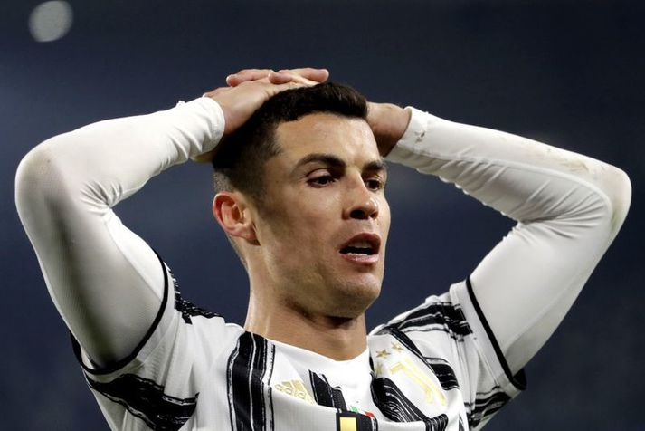 Cristiano Ronaldo er með samning við Juventus út næsta tímabil eða til 30. júní 2022.