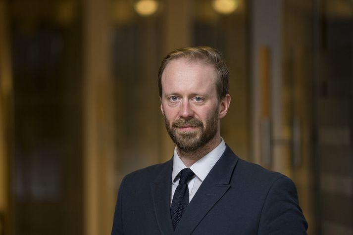 Sigurður Hannesson, framkvæmdastjóri Samtaka iðnaðarins