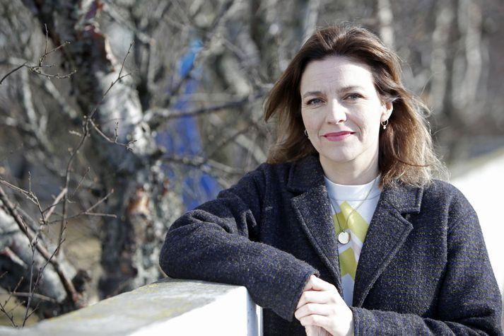 Rósa Björk Brynjólfsdóttir, þingmaður Vinstri grænna.