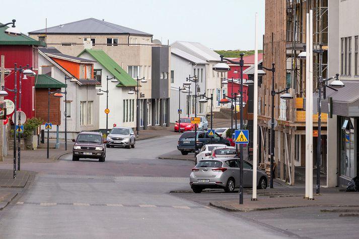 Björgin er til húsa í Reykjanesbæ.