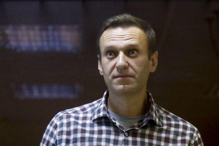 Alexei Navalní afplánar nú dóm sinn í alræmdu fangelsi í Rússlandi.