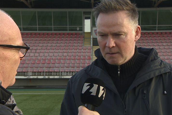 Heimir Guðjónsson þekkir hvern krók og kima í Færeyjum